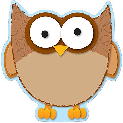 Carson Dellosa Owl Cut-Outs (120092) -