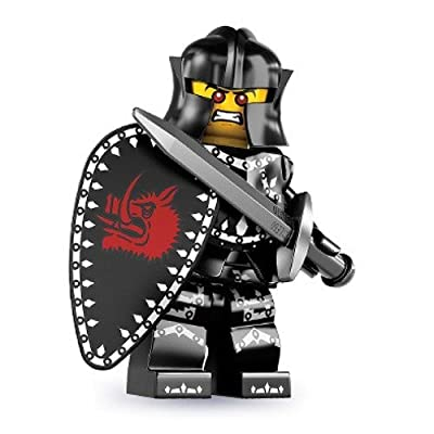 Lego Series 7 Evil Knight Mini Figure: Toys & Games