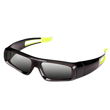 Mouwa Gafas 3D DLP Link, Gafas 3D para Películas Y TV Gafas ...
