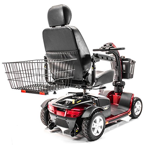 (XL Rear Basket for Pride, Drive, Golden, Victory, Challenger Mobility Scooter J1000)