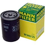 Mann-Filter W 940/25 Spin-on Oil Filter