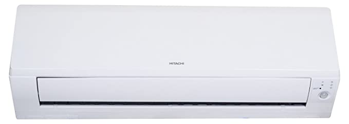 Hitachi RAU318AWD Zunoh Split AC (1.5 Ton, 1 Star (2018) Rating, White, Copper)