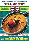 Tell Me Why: Insects & Fish, Shellfish, Underwater Life [DVD] [2007] [NTSC] by TMW Media Group