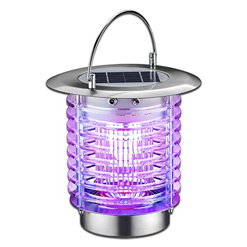 Solar Insect Zapper Lights in US - 4