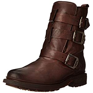FRYE Women's Valerie Shearling Strappy Ankle Boot