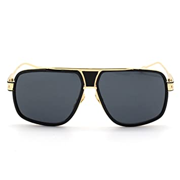 Europa Mode Trends Polarisierte Sonnenbrille Sonnenbrille,A4