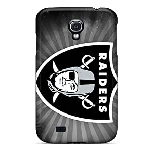 Cute Tpu Hladdy Oakland Raiders Case Cover For Galaxy S4