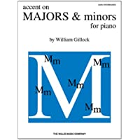 Accent on Majors & Minors: Early Intermediate Level