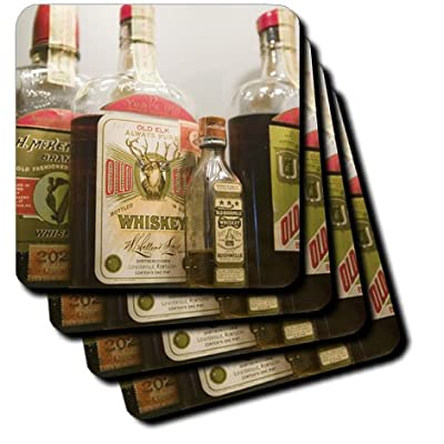 3dRose cst_90437_3 Kentucky, Bardstown Oscar Getz Museum of Whiskey - US18 WBI0031 - Walter Bibikow - Ceramic Tile Coasters, Set of 4