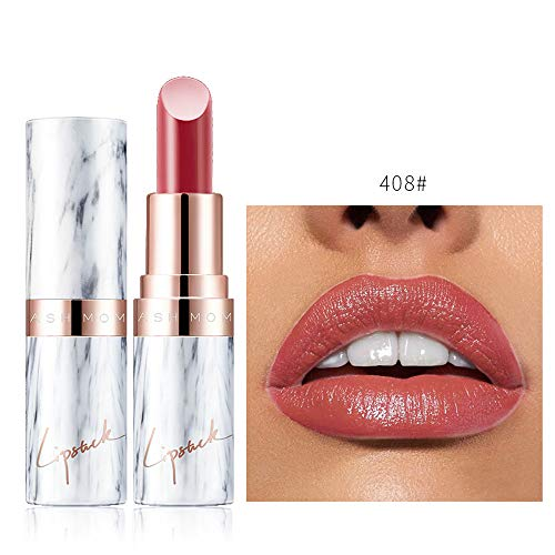 Hot Sale 9 Colors Wine Liquid Lipstick, Lady Long Lasting Make Up Gloss Matte Lip Tint Wine Bottle Cover, Matte Lip Gloss (H) ()