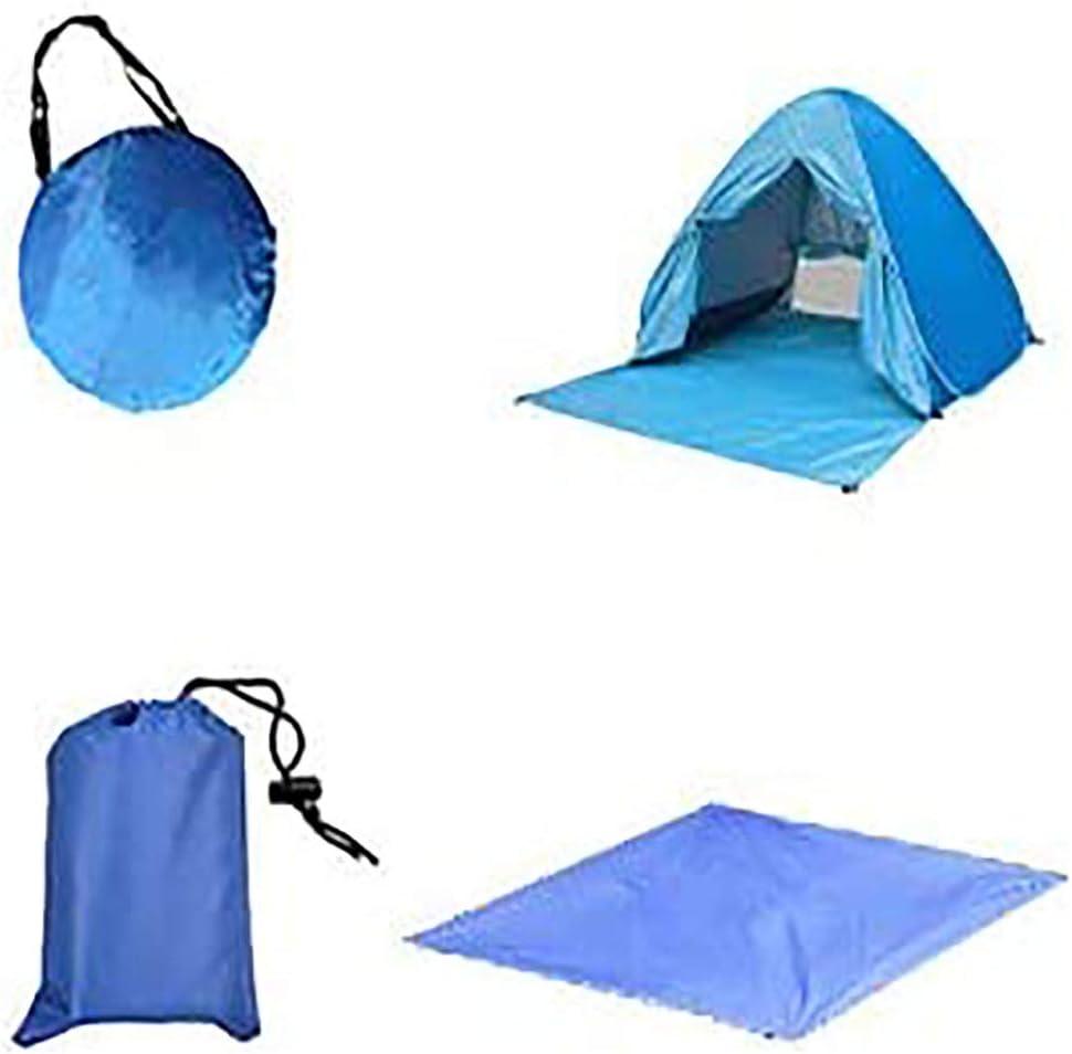 Paravientos Tela Muy Ligera 100/% Proteccion Anti Rayos UV para Proteger del Sol y Viento Ni/ños y Beb/és Pop up automontable y Plegable Tienda Carpa Refugio de Playa