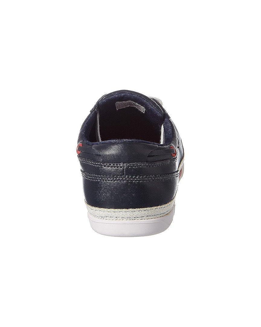 Original Penguin Mens Chet Ankle-High Leather Fashion Sneaker