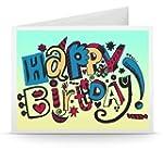 Happy Birthday (Doodle) - Printable A...