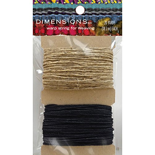 Dimensions Needlecrafts 72-74650 Cotton Warp for Weaving