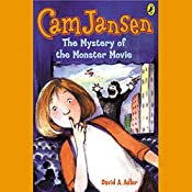 Mystery of the Monster Movie: Cam Jansen, Book 8 | David Adler