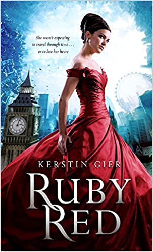 Ruby Red (The Ruby Red Trilogy (1)): Gier, Kerstin, Bell, Anthea:  9780312551513: Amazon.com: Books