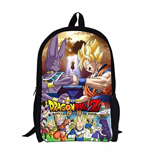 rare Schultertasche Tasche Shoulder Bag Rucksack reisetaschen Beliebt Kids Dragon Ball new