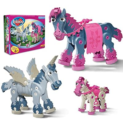 Bloco Toys - Horses And Unicorns by Bloco Toys