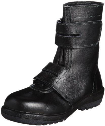 미도리안전 안전 신발 JIS 규격 매직 유형 장편 실내화 러버 테크 RT735