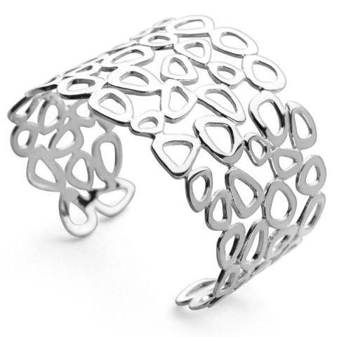Bracelet en forme de galet