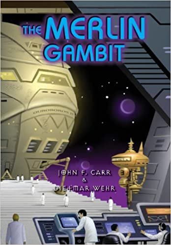 Image - The Merlin Gambit by John F. Carr and Dietmar Wehr
