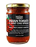 Indian Tomato and Sweet Chili Spread, Coffeetable Cooks, 12 oz.