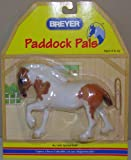 Breyer Paddock Pals #1628 Spotted Draft Horse