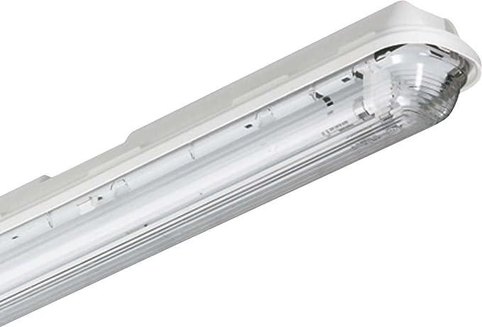 Philips - Pls luz luminaria estanca al tcw216 68234100 1xtl-d58w / 840hfppiki pacífico luminaria estanca al: Amazon.es: Bricolaje y herramientas