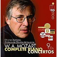 Mozart: Complete Piano Concertos (Coffret