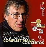 MOZART; Compete Piano Concertos