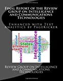 Final Report of the Review Group on Intelligence and Communications Technologies, Review Group On Intelligence And Communi and PageKicker Robot Jellicoe, 1494754916