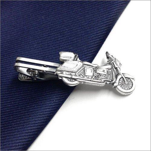 American Motorcycle Unique Tie Clasps & Tacks Tie Clip Bar Tie Pin Made in Japan