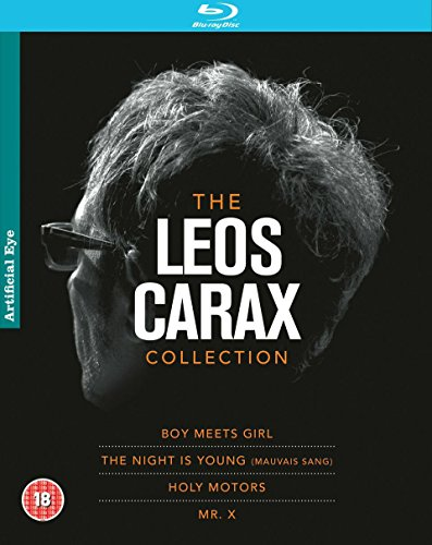Leos Carax Collection - 4-Disc Box Set ( Boy Meets Girl / Mauvais sang (The Night Is Young) / Holy Motors / Mr. X, a Vision of Leos Carax ) [ NON-USA FORMAT, Blu-Ray, Reg.B Import - United Kingdom ]