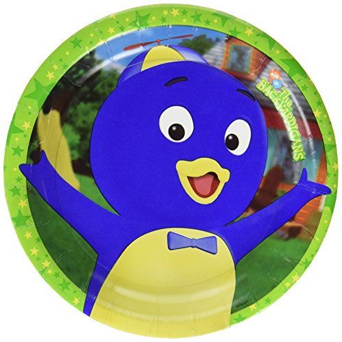 Backyardigans Dessert Plates Assorted by Official -
