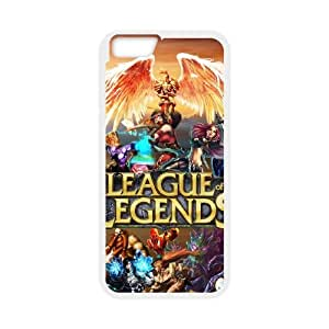 iPhone 6 4.7 Inch Cell Phone Case White League Of Legends fmp