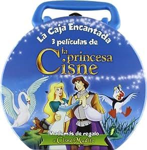 La Princesa Cisne (4 DVD caja metálica)