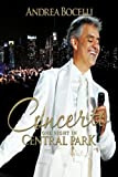 Concerto: One Night in Central Park [Blu-ray]
