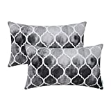 Pack of 2 CaliTime Cozy Bolster Pillow Cases - Best Reviews Guide