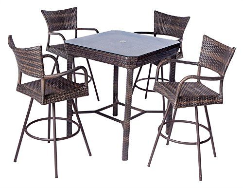 5-Pc-Tutto-All-Weather-Wicker-Bar-Height-Dining-Set