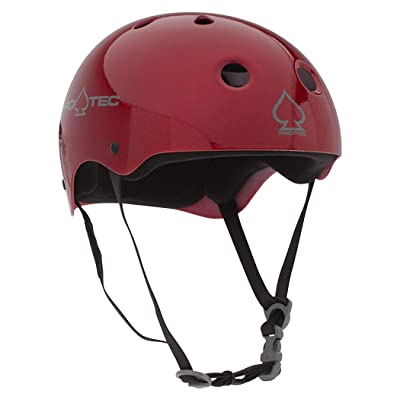 Pro-Tec Classic Skate Helmet : Sports & Outdoors