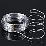 32.8 Feet Aluminum Wire, Wire Armature, Bendable