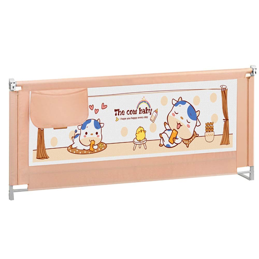 ベッドの柵 - 子供の飛散防止ベッドの柵 - 縦の上昇 - 三極補強 - ほとんどのベッドのタイプのために適した(高い86CM) (Size : 150CM) 150CM  B07V5S2TFZ