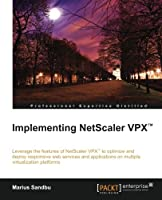Implementing Netscaler VPX Front Cover