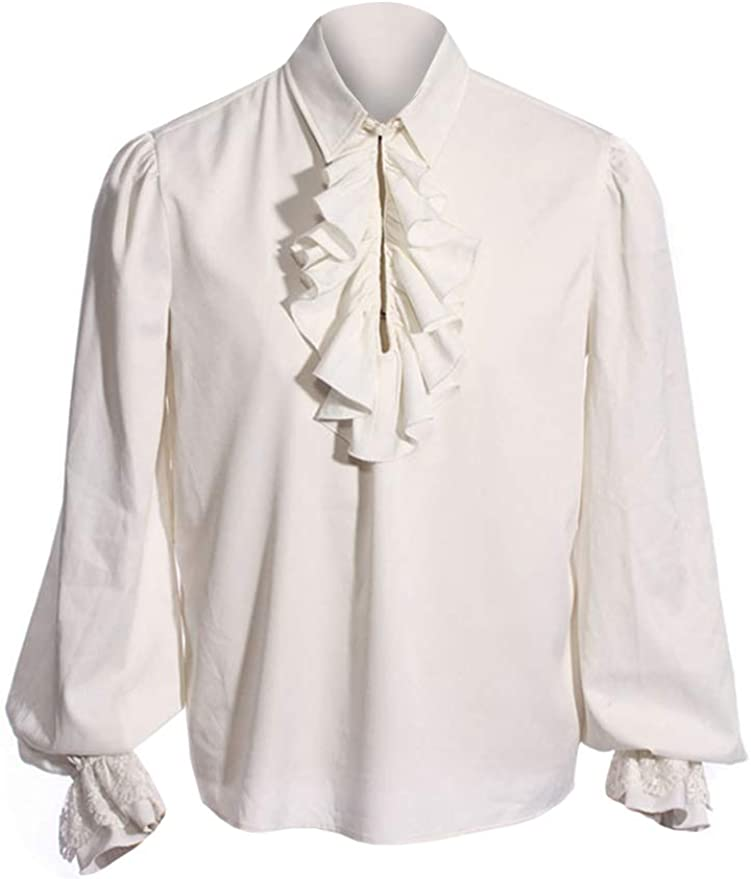 pirate costume top shirt