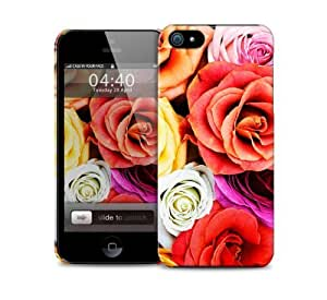 Colourful Roses Case For Ipod Touch 4 Cover protective case