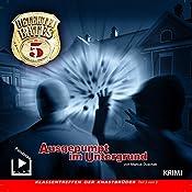 Ausgepumpt im Untergrund (Detektei Bates 5) | Markus Duschek