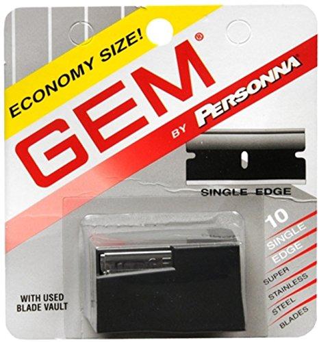 gem single edge blades - 5
