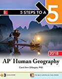 img - for 5 Steps to a 5 AP Human Geography 2018 edition book / textbook / text book
