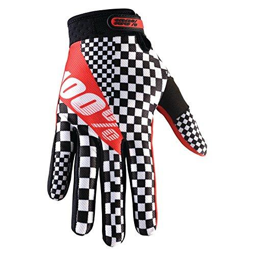 Damier Legend Black 100 Checked White Gloves Ridefit FSU6qxnpw8