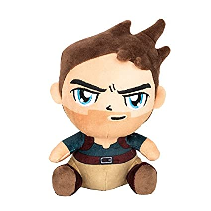 Stubbins Uncharted 4 Plush Figure Nathan Drake 20 cm Peluches